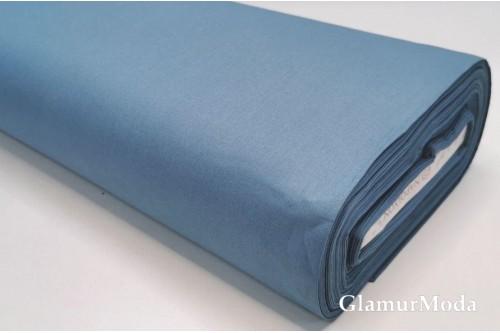 Акфил 240 см однотонный N68 серо-голубого цвета