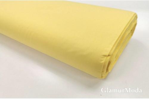 Акфил 240 см однотонный желтого цвета N20