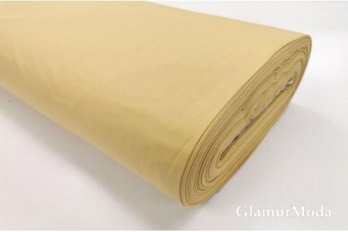 Акфил 240 см однотонный золотого цвета N10