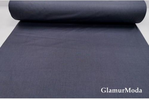 Акфил 240 см однотонный N88 темно-серого цвета