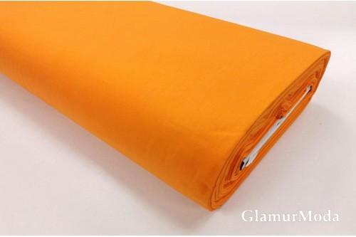 Акфил 240 см однотонный оранжевого цвета N27