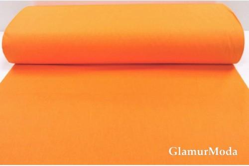 Акфил 240 см однотонный N27 оранжевого цвета