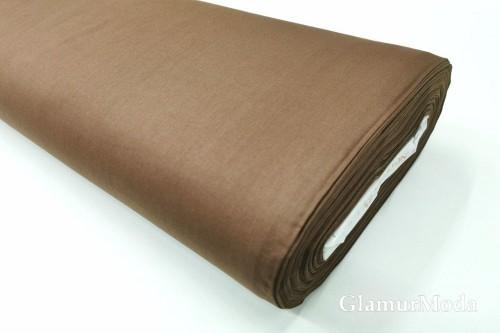 Акфил 240 см однотонный коричневого цвета N82