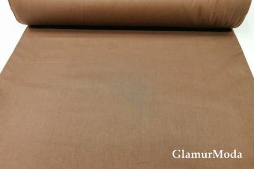 Акфил 240 см однотонный N82 коричневого цвета