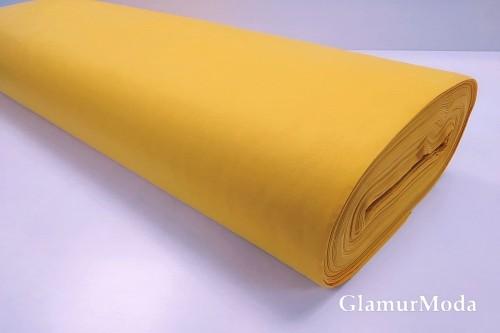 Акфил 240 см однотонный N22 желтого цвета