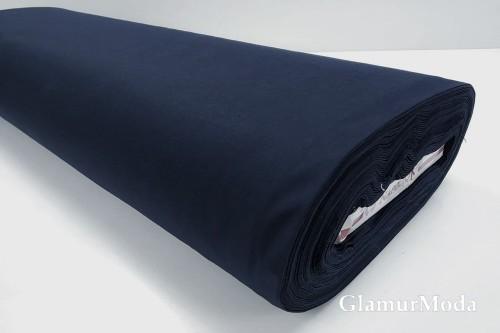 Акфил 240 см однотонный N92 темно-синего цвета