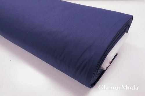 Акфил 240 см однотонный N105 темно-синего цвета