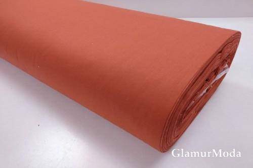 Акфил 240 см однотонный N103 кирпичного цвета