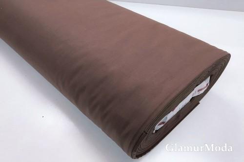 Акфил 240 см однотонный N100 коричневого цвета