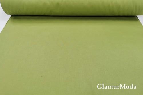 Акфил 240 см однотонный N74 оливкового цвета