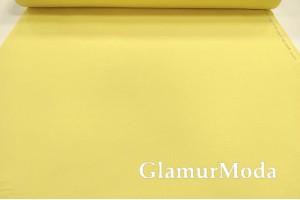 Акфил 240 см однотонный N21 желтого цвета