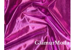 Ткань парча стрейч грязно-розового цвета