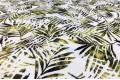 Вискоза Pinar, рисунок листья папоротника