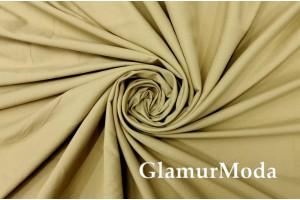 Подкладочная ткань для штор золотого цвета 300 см, Турция