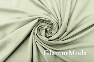 Подкладочная ткань для штор серо-зелёного цвета 300 см, Турция