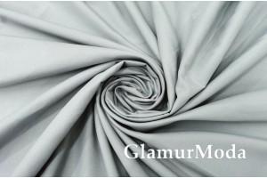 Подкладочная ткань для штор светло-серого цвета 300 см, Турция