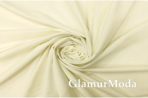 Подкладочная ткань для штор молочного цвета 300 см, Турция