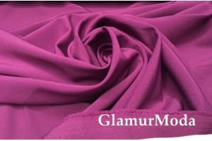 Костюмная ткань Пикачу светло-фиолетового цвета