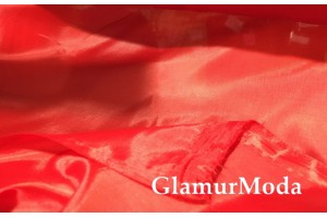 Подкладка нейлон красный цвет