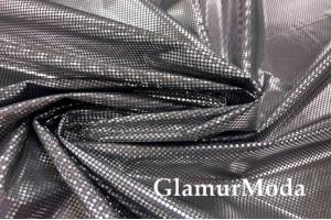 """Подкладочная ткань """"Omni-Heat"""" фольгированная, цвет серый"""