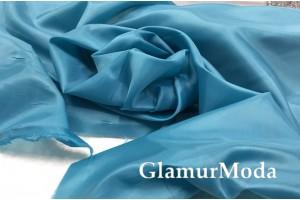 Подкладка нейлон бирюзово-голубой цвет