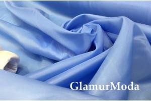 Подкладка нейлон голубой цвет