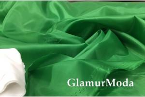 Подкладка нейлон зеленый цвет