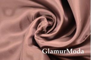 Ткань подкладочная нейлон, шоколадный цвет