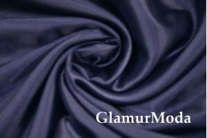 Ткань подкладочная нейлон, темно-синий цвет