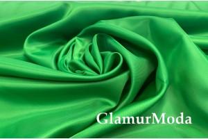 Подкладка с вискозой зеленого цвета