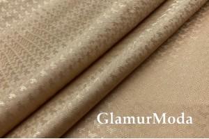 Подкладочная ткань с вискозой золотого цвета