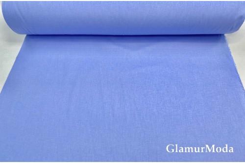 Акфил 260 см однотонный голубого цвета