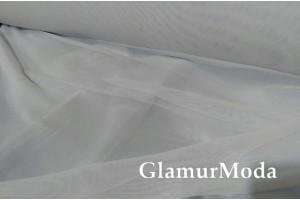 Сетка стрейчевая белый цвет