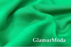Шифон Винди, сияющий зеленый цвет