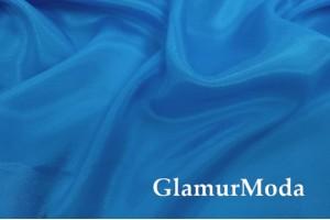Перл шифон, голубой цвет