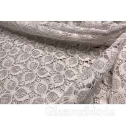Кружевное полотно - новое поступление ажурной ткани!