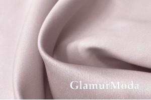 Свадебный сатин матовый, нежно-розовый, арт.45