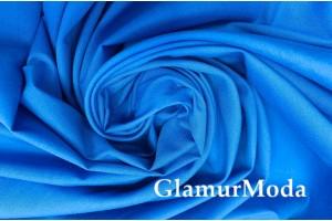 Тиси сорочечная синего цвета