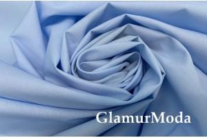 Тиси сорочечная голубого цвета