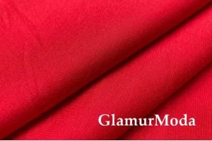 Трикотаж Джерси (Нейлон Рома) насыщенный красный (148)