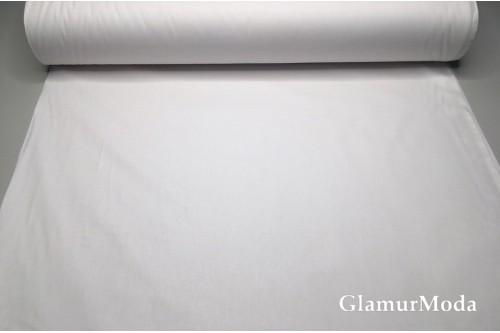 Акфил 240 см однотонный N01 белого цвета