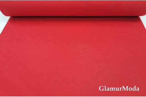 Акфил 240 см однотонный N80 красного цвета
