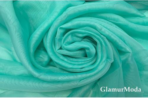 Вуаль бирюзового цвета