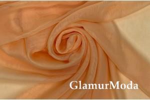 Вуаль персикового цвета