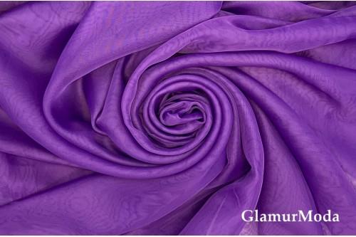 Вуаль фиолетового цвета