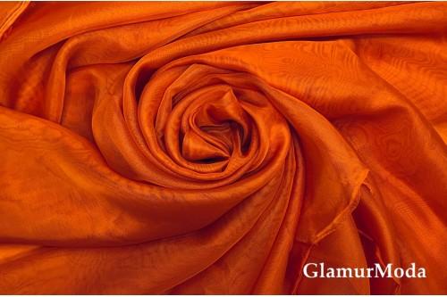 Вуаль глубоко-оранжевый цвет