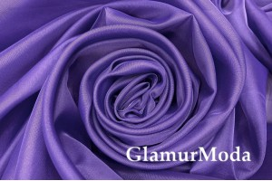 Вуаль фиолетового цвета, 300 см