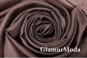 Вуаль темно-коричневого цвета шириной 300 см