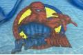 """Вуаль детская """"Человек паук"""" с утяжелителем, 280 см"""