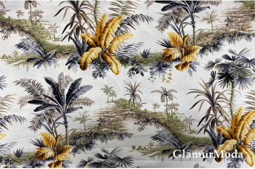 Дак (DUCK) серо-жёлтые джунгли, 180 см